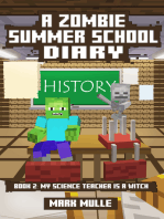 A Zombie Summer School Diary, Book 2
