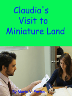 Claudia's Visit To Miniature Land