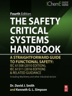 The Safety Critical Systems Handbook