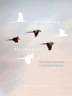 Imagining Extinction