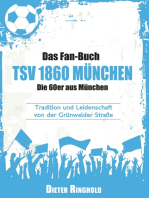 Das Fan-Buch TSV 1860 München - Die 60er aus München