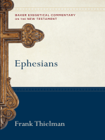 Ephesians (Baker Exegetical Commentary on the New Testament)
