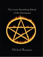 The Lesser Banishing Ritual of the Pentagram