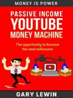 Passive Income :YouTube Money Machine