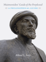 "Maimonides' ""Guide of the Perplexed"""