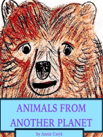 Animals From Another Planet