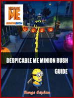 Despicable Me Minion Rush Guide