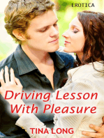 Driving Lesson With Pleasure