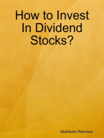 How to Invest In Dividend Stocks?