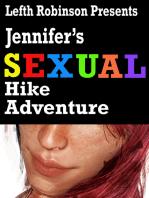 Jennifer's Sexual Hike Adventure