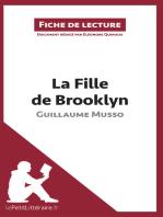 La Fille de Brooklyn de Guillaume Musso (Fiche de lecture)