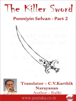 The Killer Sword Ponniyin Selvan - Part 3