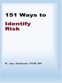 151 Ways To Identify Risk
