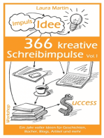 366 kreative Schreibimpulse Vol.1