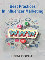 Best Practices In Influencer Marketing