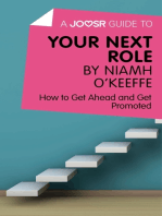 A Joosr Guide to... Your Next Role by Niamh O'Keeffe