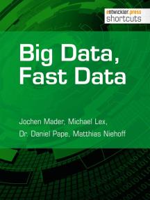 Big Data, Fast Data