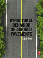 Structural Behavior of Asphalt Pavements: Intergrated Analysis and Design of Conventional and Heavy Duty Asphalt Pavement