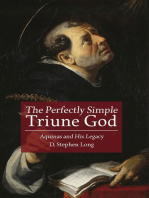 The Perfectly Simple Triune God