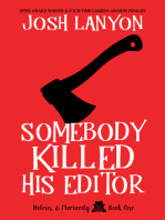 Somebody Killed His Editor