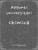 Appunti universitari