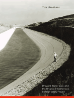 Drought, Water Law, and the Origins of California's Central Valley Project