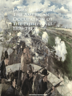 The American Occupation of the Philippines 1898-1912