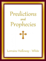 Predictions and Prophecies