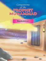 Companions of the Prophet Muhammad(s.a.w.) Barakah(r.a.)