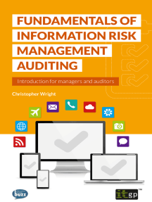 Fundamentals of Information Security Risk Management Auditing: An introduction for managers and auditors