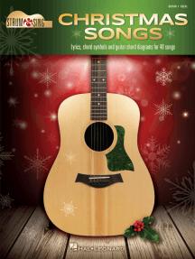 Christmas Songs - Strum & Sing Guitar