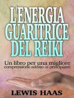 L'Energia Guaritrice del Reiki