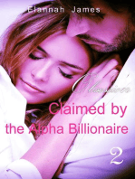 Claimed by the Alpha Billionaire 2