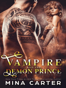 The Vampire And The Demon Prince: Moonlight & Magic, #3