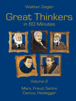 Great Thinkers in 60 Minutes - Volume 2