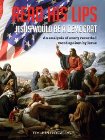 Jesus Would Be a Democrat