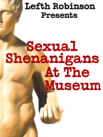 Sexual Shenanigans At The Museum