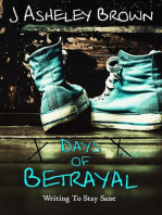Days Of Betrayal