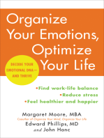 Organize Your Emotions, Optimize Your Life