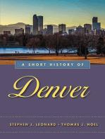 A Short History of Denver