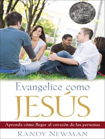 Evangelice como Jesús