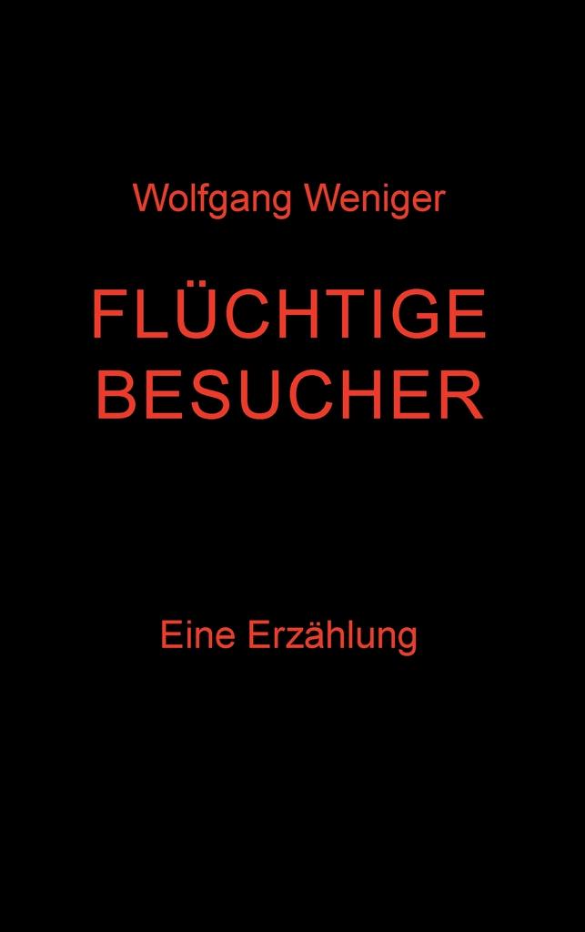 Flüchtige Besucher By Wolfgang Weniger Read Online