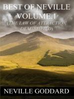 Best of Neville Goddard Volume 1
