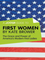 A Joosr Guide to... First Women by Kate Brower