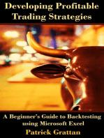 Developing Profitable Trading Strategies