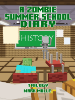A Zombie Summer School Diary Trilogy
