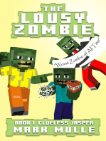 The Lousy Zombie, Book 1