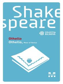 Othello / Othello, Moor of Venice (Ediție bilingvă)