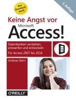 Keine Angst vor Microsoft Access!