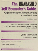 The Unabashed Self-Promoter's Guide